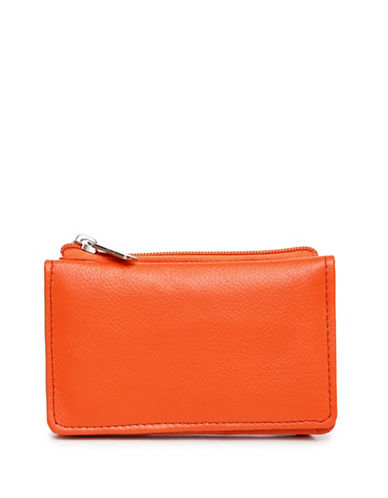 Ashlin Hillebrand Mini-Wallet-ORANGE-One Size