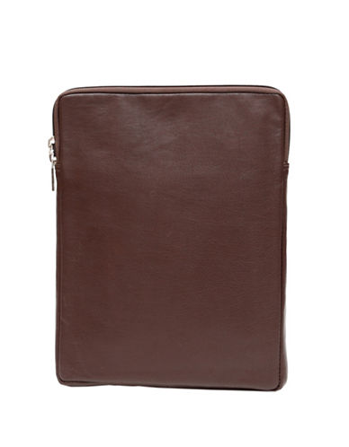 Ashlin Arezzo Tablet Case-CHOCOLATE-One Size