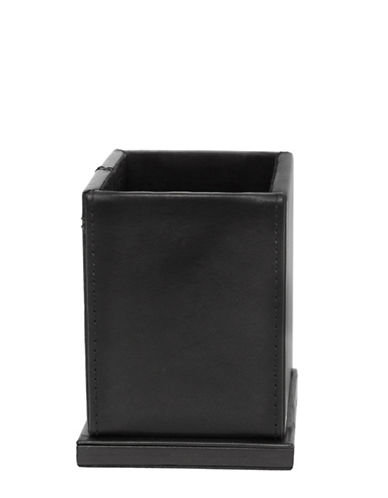 Ashlin Pen Caddy-BLACK-One Size