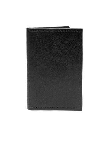 Ashlin RFID Blocking Business Card Holder-BLACK-One Size