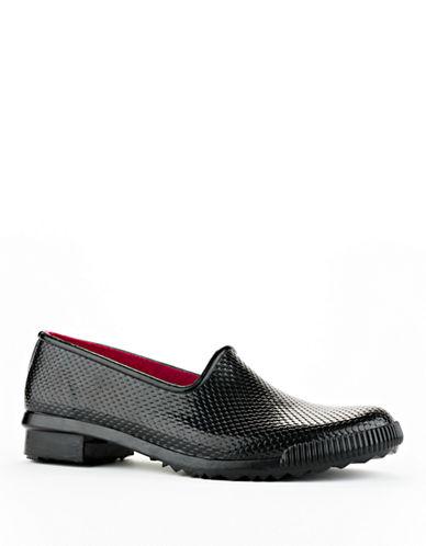Cougar Ruby Printed Rain Shoes-BLACK SNAKE-8