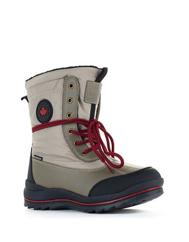 Cougar Waterproof Snow Boots-NATURAL-9