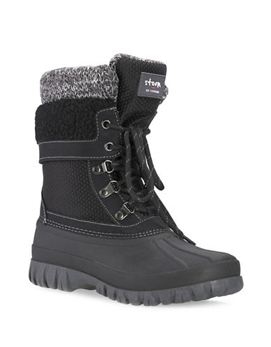Cougar Creek Waterproof Winter Boots-GREY-10