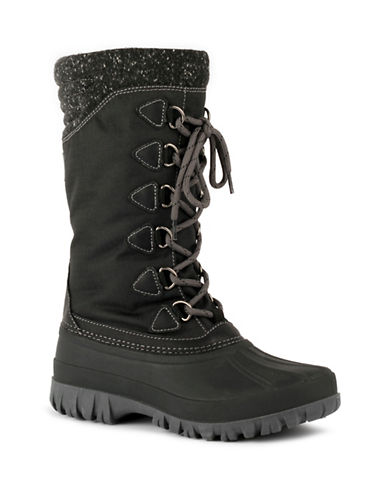 Cougar Conga Waterproof Tall Winter Boots-BLACK-8