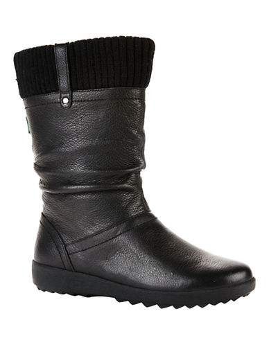 Cougar Vienna Waterproof Leather Mid-Calf Boots-BLACK LEATHER-7