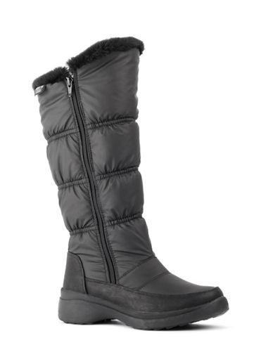 London Fog Pina Cold Weather Boots-BLACK-7