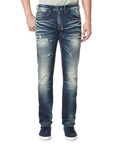Buffalo David Bitton Ash Skinny Jeans-BLUE-36X32