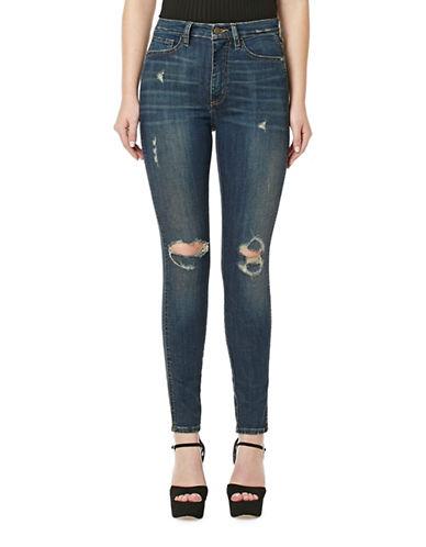 Buffalo David Bitton Ivy Crosshatch Jeans-BLUE-30