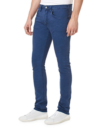 Buffalo David Bitton Max Skinny Jeans-BLUE-33X32