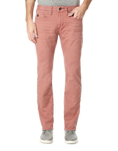 Buffalo David Bitton Evan Slim Stretch Jeans-BROWN-38X32