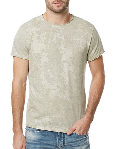 Buffalo David Bitton Back Logo Tee-WHITE-Small 89234563_WHITE_Small