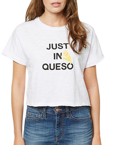Buffalo David Bitton Queso T-Shirt-GREY-Large