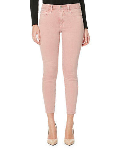 Buffalo David Bitton Hope Ankle Jeans-MAUVE-31