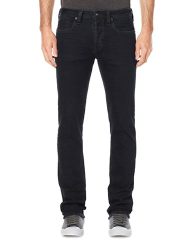 Buffalo David Bitton Evan Slim-Fit Jeans-BLUE-36X32