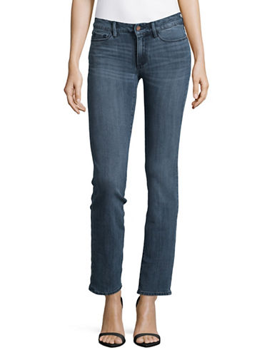 Buffalo David Bitton Curvy Fit Straight Leg Jeans-KICKER-30
