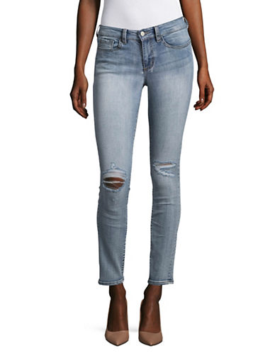 Buffalo David Bitton Hope Starred Curvy Fit Skinny Jeans-MADISON-28