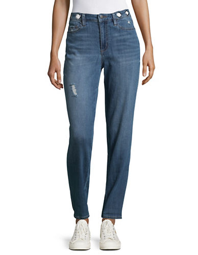 Buffalo David Bitton Distressed Jeans-HUDSON-31