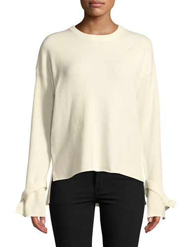 Buffalo David Bitton Adrianna Sweater-NATURAL-Medium
