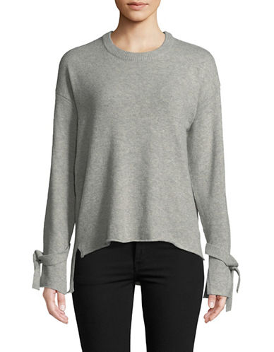 Buffalo David Bitton Adrianna Sweater-GREY-Small