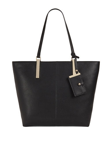 Aldo Antigouerra Metal Detail Tote-BLACK-One Size 88837115_BLACK_One Size