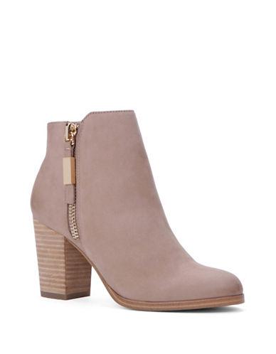 Aldo Mathia Leather Ankle Boots-BEIGE-10