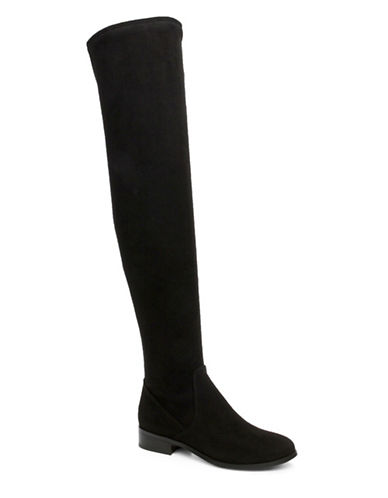 Aldo Elinna Over-the-Knee Flat Boots-BLACK-9