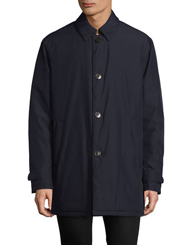 Lauren Ralph Lauren Water-Repellent Coat-NAVY-38 Regular