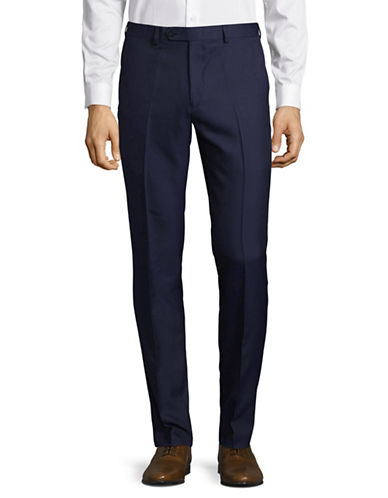 1670 Ultraflex Dress Pants-NAVY-36X32