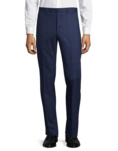 1670 Ultraflex Dress Pants-NAVY-32X32