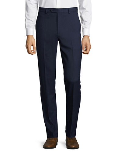 1670 Classic Dress Pants-BLUE-32X32