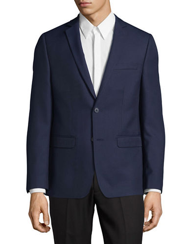 1670 Regular Fit Suit Jacket-NAVY-40 Regular