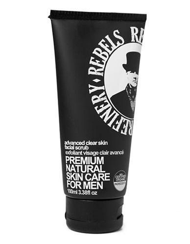 Rebels Refinery Advanced Clear Skin Facial Scrub-NO COLOUR-100 ml