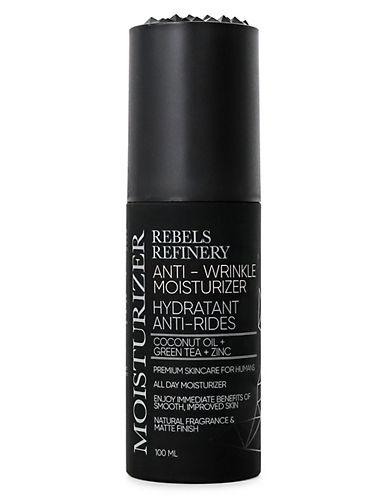 Rebels Refinery Anti-Wrinkle Moisturizer-NO COLOUR-100 ml