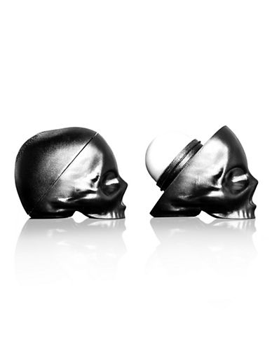 Rebels Refinery Capital Vices Collection Skull Black Mint Lip Balm-SILVER-0