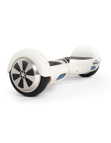 Sologear K3-15 Self-Balancing Hoverboard-WHITE-One Size
