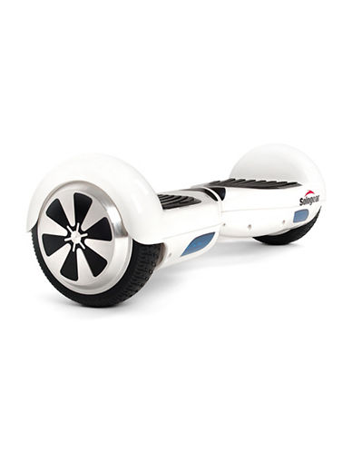 Sologear SOLO S1 Hoverboard-WHITE-One Size