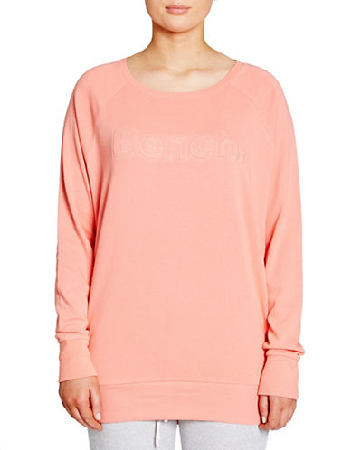 Bench Motionless Overhead Sweater-PINK-Small 88032770_PINK_Small