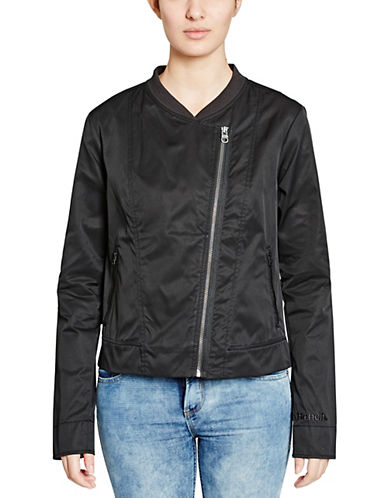 Bench Work Luxury Jacket-BLACK-Small 88144585_BLACK_Small
