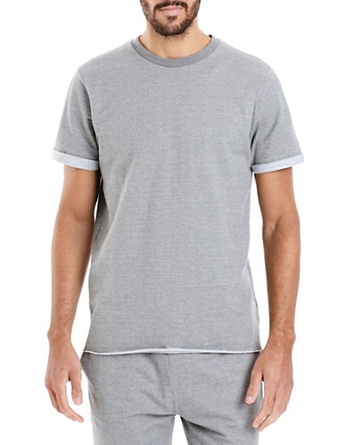 Bench Jaws Two T-Shirt-GREY-X-Large 88380514_GREY_X-Large