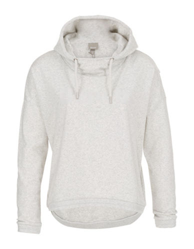 Bench Current Corp Popover Hooded Sweater-GREY-X-Small 88519051_GREY_X-Small