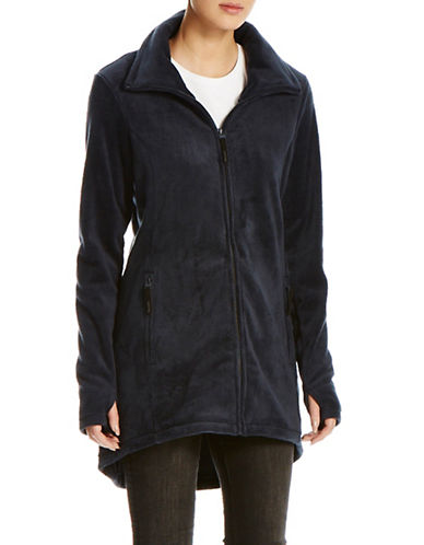 Bench Returning Polace Fleece Zip-BLUE-Medium 88519598_BLUE_Medium
