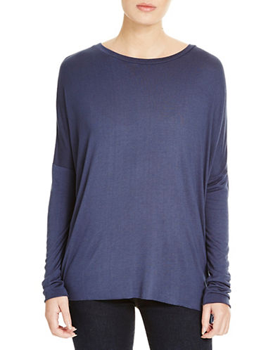 Bench Synonyms Long Sleeve Top-BLUE-Small 88519659_BLUE_Small