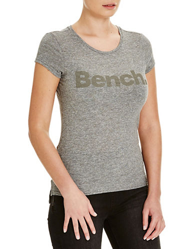 Bench Synchronization Corp T-Shirt-BLACK MARL-X-Small 88519663_BLACK MARL_X-Small