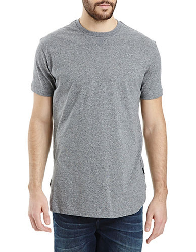 Bench Hermit Crew Neck T-Shirt-GREY-X-Large 88665974_GREY_X-Large