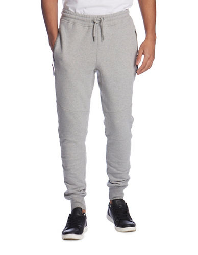 Bench Sprinter Tapered Jogger Pants-GREY-Small 88666006_GREY_Small