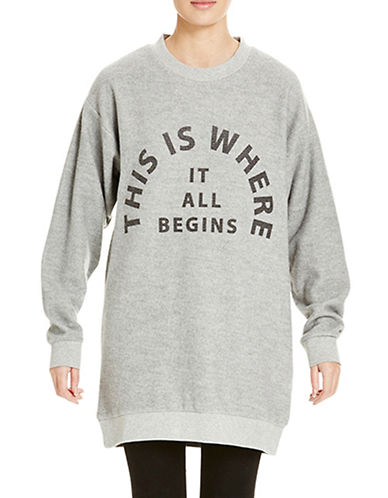 Bench Arrangement Sweatshirt-GREY MARL-Medium 88732949_GREY MARL_Medium