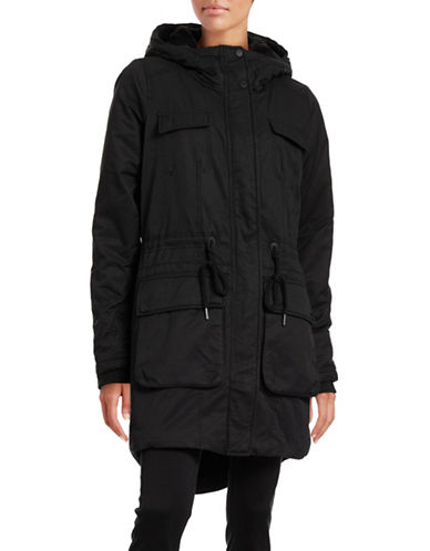 Bench Buckshot Plush-Lined Field Jacket-JET BLACK-Large 88733010_JET BLACK_Large