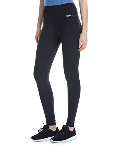 Bench Distinctive H Leggings-JET BLACK-Medium 88733024_JET BLACK_Medium
