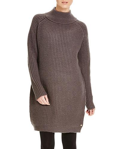 Bench Renascentist Knit Dress-BROWN-X-Small 88733032_BROWN_X-Small