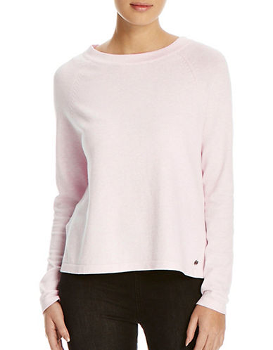 Bench Wrath Raglan Sleeve Top-PINK-Small 88861613_PINK_Small
